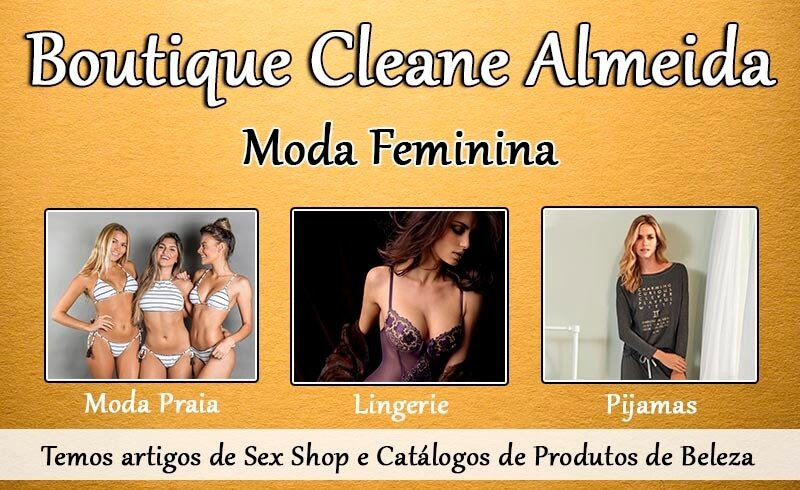 Boutique Cleane Almeida