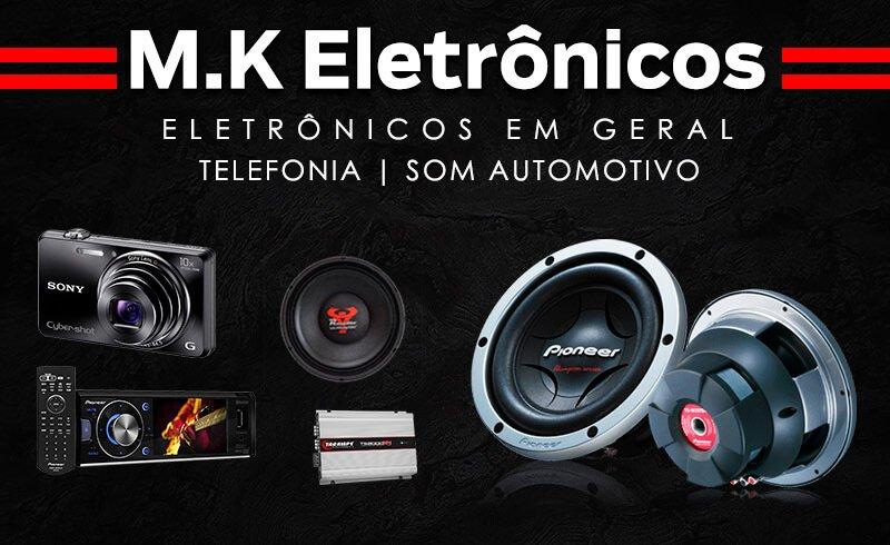 02f6ce11e MK Eletrônicos - Lojas Santa Efigênia