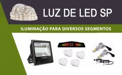 Luz de Led SP