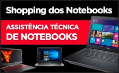 Shopping dos Notebooks