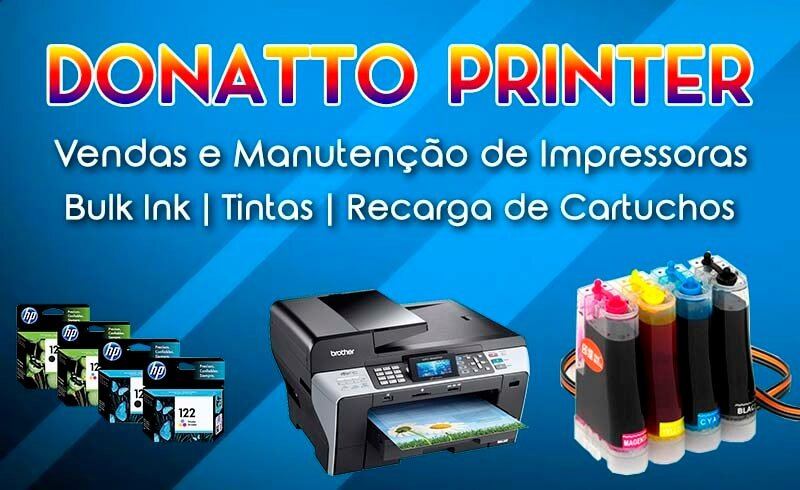 Donatto Printer