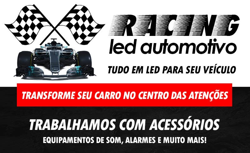 Racing LED Automotivo