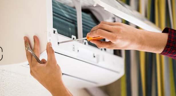 como instalar ar condicionado