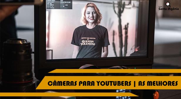 cameras para youtubers