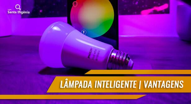 lampada inteligente