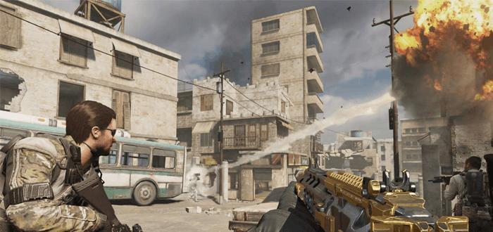 Cenas do jogo Call of Duty Mobile