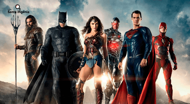 Liga da Justiça em seu primeiro filme