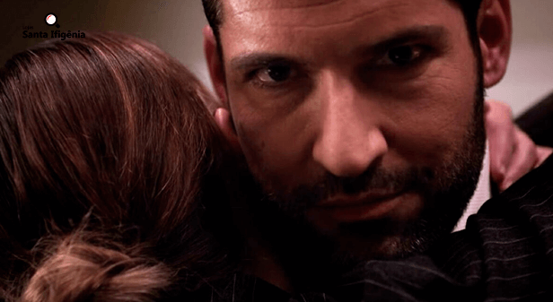 Lucifer e Chloe na quinta temporada