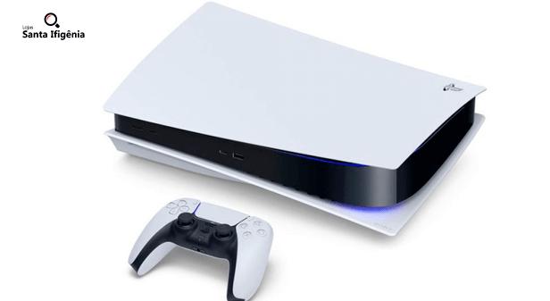 PlayStation 5 e seu controle